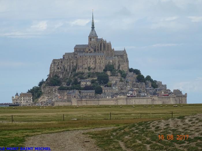 [FRANCE] Le Mont ST Michel hier Dsc06711