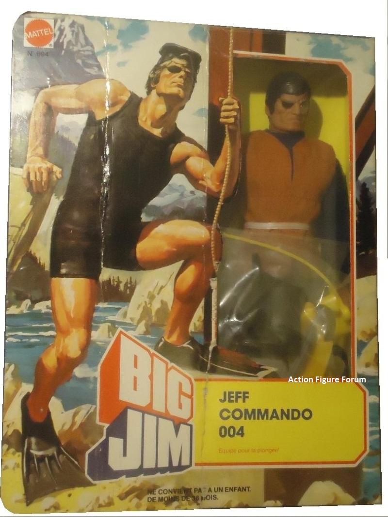 JEFF COMMANDO 004 N° 694 118