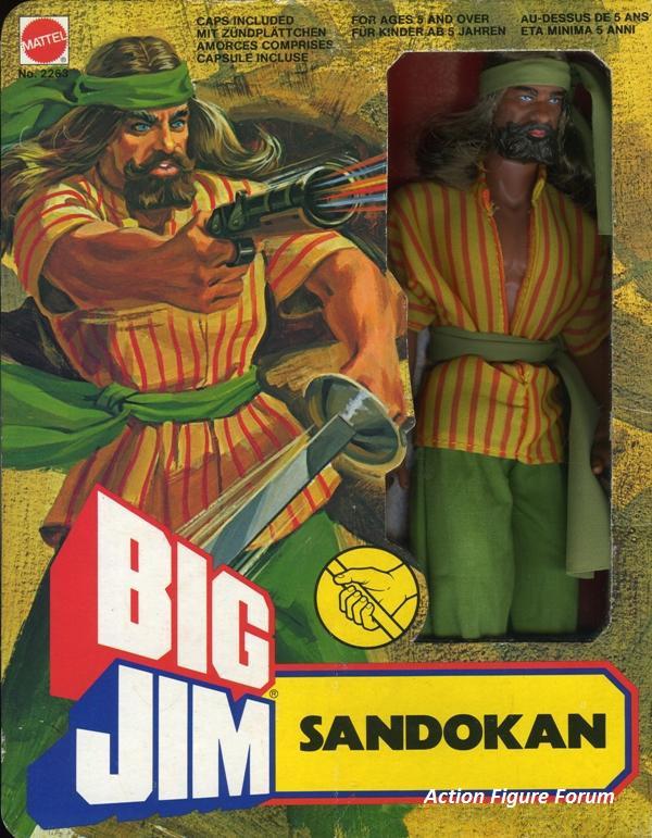SANDOKAN  No. 2263 145
