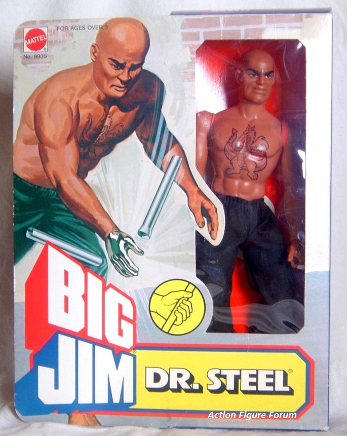 DR. Steel  No.  9935 148