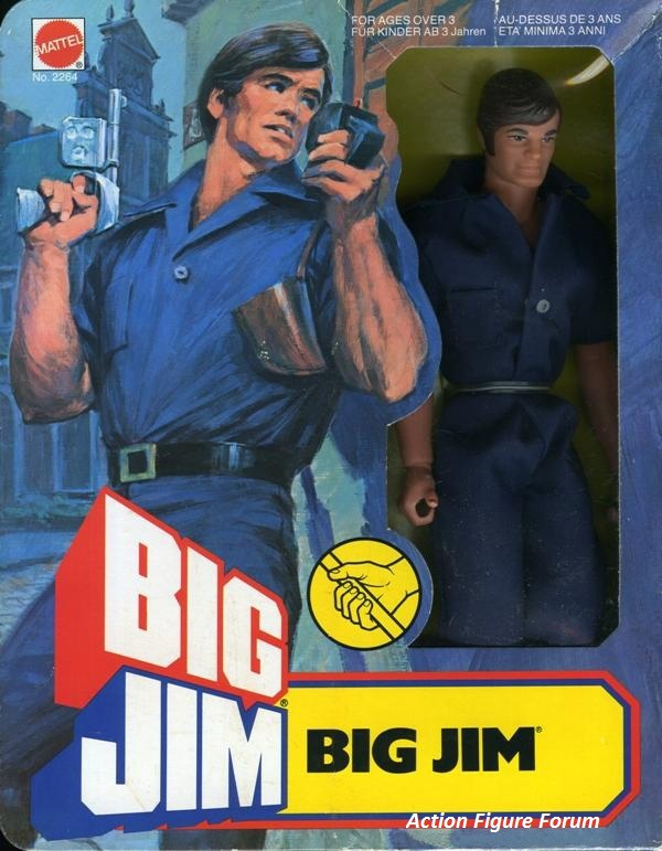 BIG JIM  No. 2264 153
