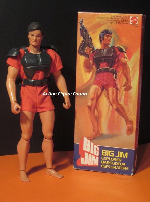 Big Jim Esploratore N° 1029 156