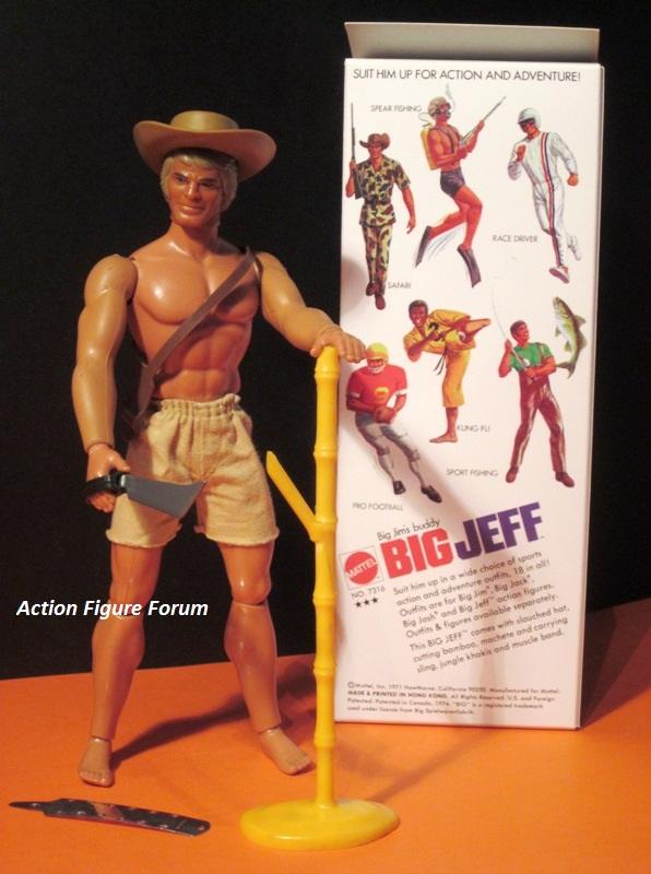 Big Jeff No. 7316 - nuovo box rettangolare stretto 234