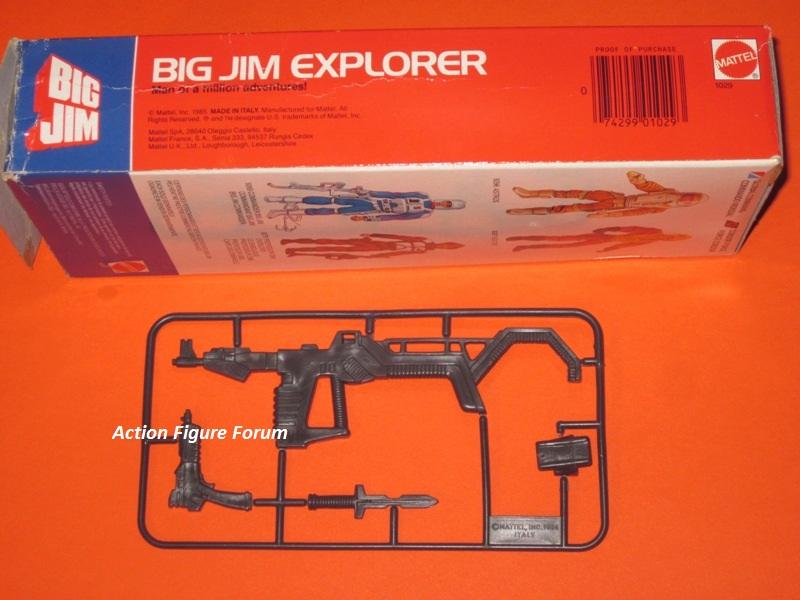 Big Jim Esploratore N° 1029 329