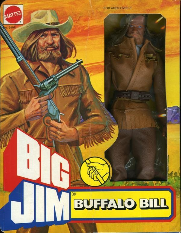 BUFFALO BILL No. 9498 Bb110