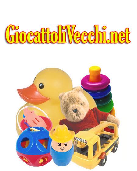 SITI INTERESSANTI: GIOCATTOLI VECCHI.NET Header11