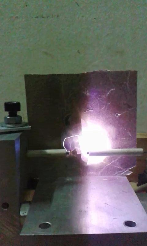 Disyuntor automático de soplado magnético para c.c Plasma10