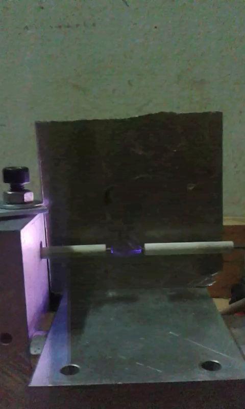 Disyuntor automático de soplado magnético para c.c Plasma11
