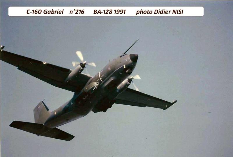 1/72 Heller Transall C-160G Gabriel - Page 2 C-160_11