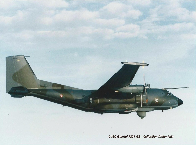 1/72 Heller Transall C-160G Gabriel - Page 2 C-160_12