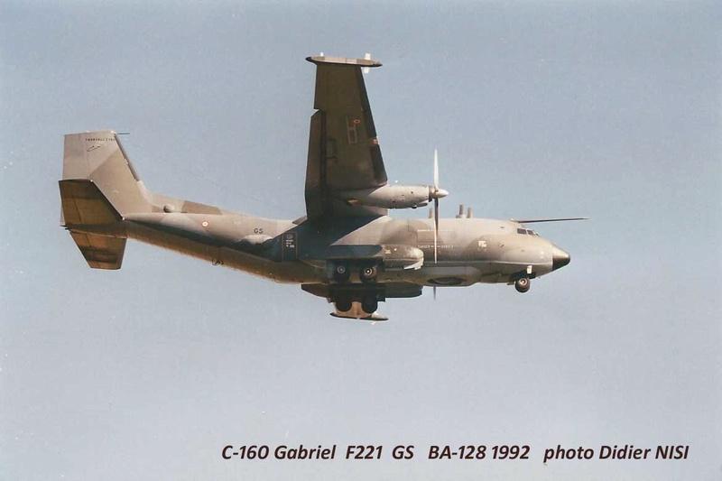 1/72 Heller Transall C-160G Gabriel - Page 2 C-160_13