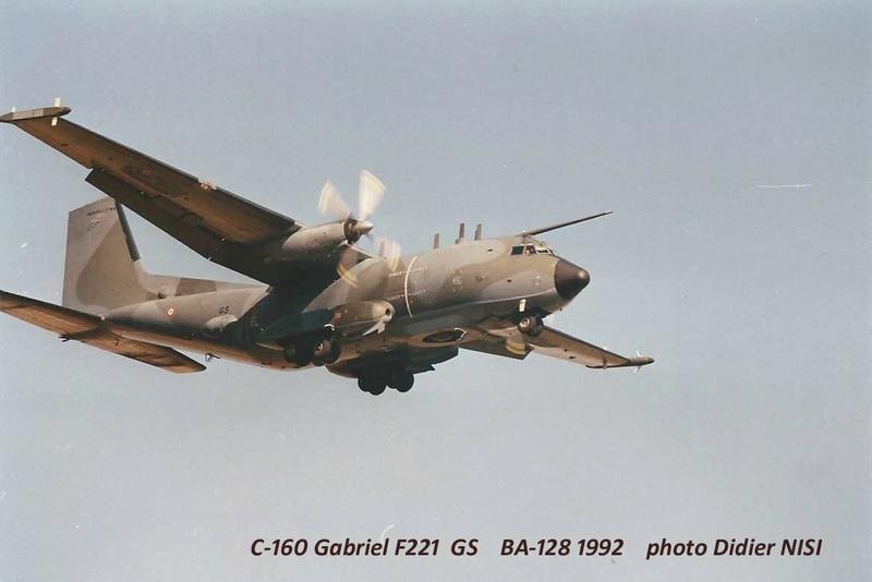 1/72 Heller Transall C-160G Gabriel - Page 2 C-160_14