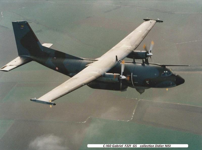 1/72 Heller Transall C-160G Gabriel - Page 2 C-160_17