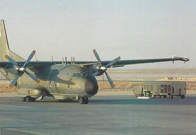 1/72 Heller Transall C-160G Gabriel - Page 2 C-160_19