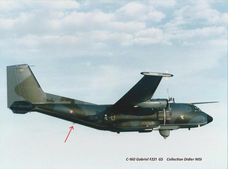 1/72 Heller Transall C-160G Gabriel - Page 2 C-160_20
