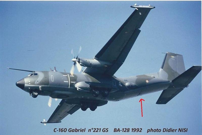 1/72 Heller Transall C-160G Gabriel - Page 2 C-160_21