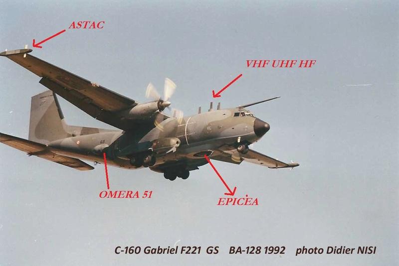 1/72 Heller Transall C-160G Gabriel - Page 2 C-160_22