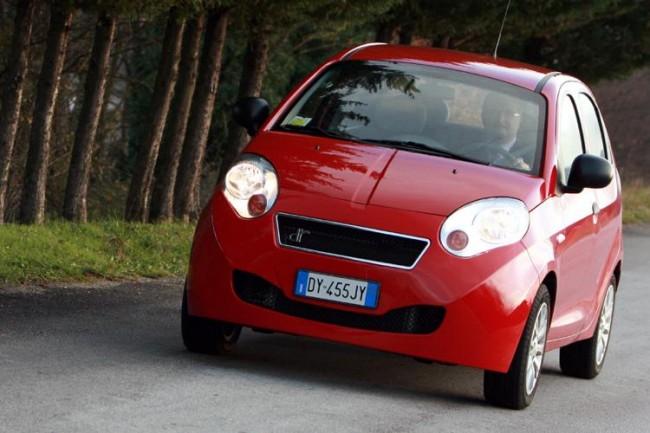 DR Motor company-storia del marchio e modelli presentati e non 22013810