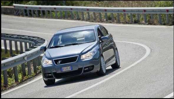 DR Motor company-storia del marchio e modelli presentati e non 3310