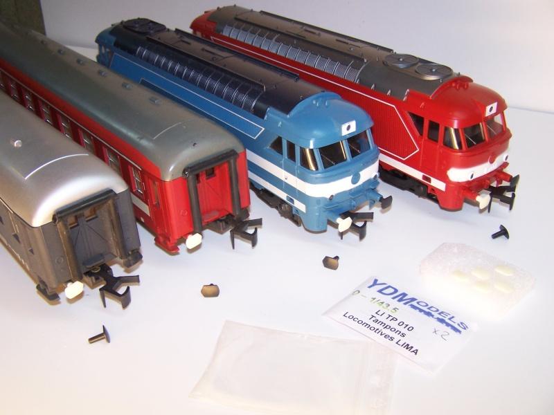 Les Tampons YDModels pour Locomotives Lima au 1:45 100_5620