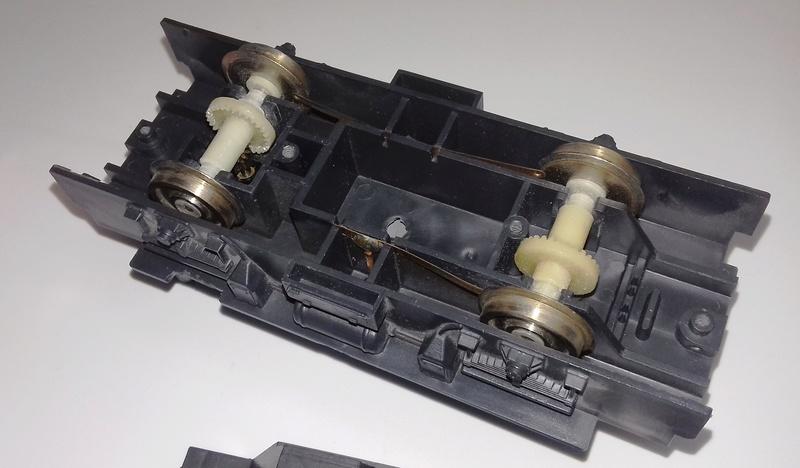Les engins moteurs Pola Maxi Locotr15