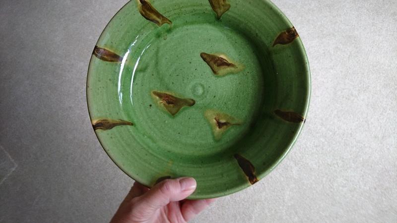 slipware dish - Sean Miller Dsc_0012