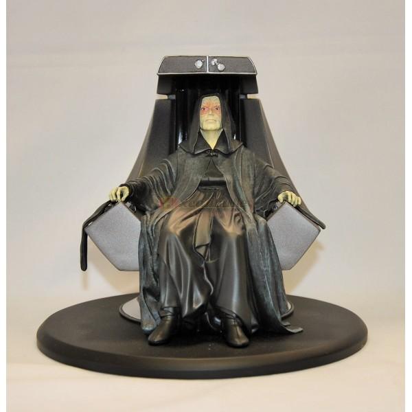 Kotobukiya - Star Wars Emperor Palpatine ARTFX+ statue Star-w10