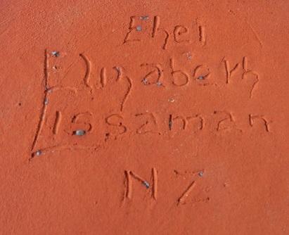 plate - Elizabeth Lissaman Lissam10