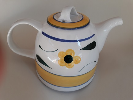 Temuka teapot for gallery  Temuka13