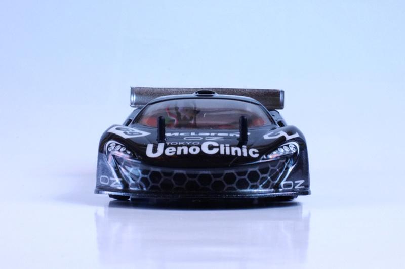 """Mac Laren P1 lexan """"Ueno Clinic"""" 03610"""