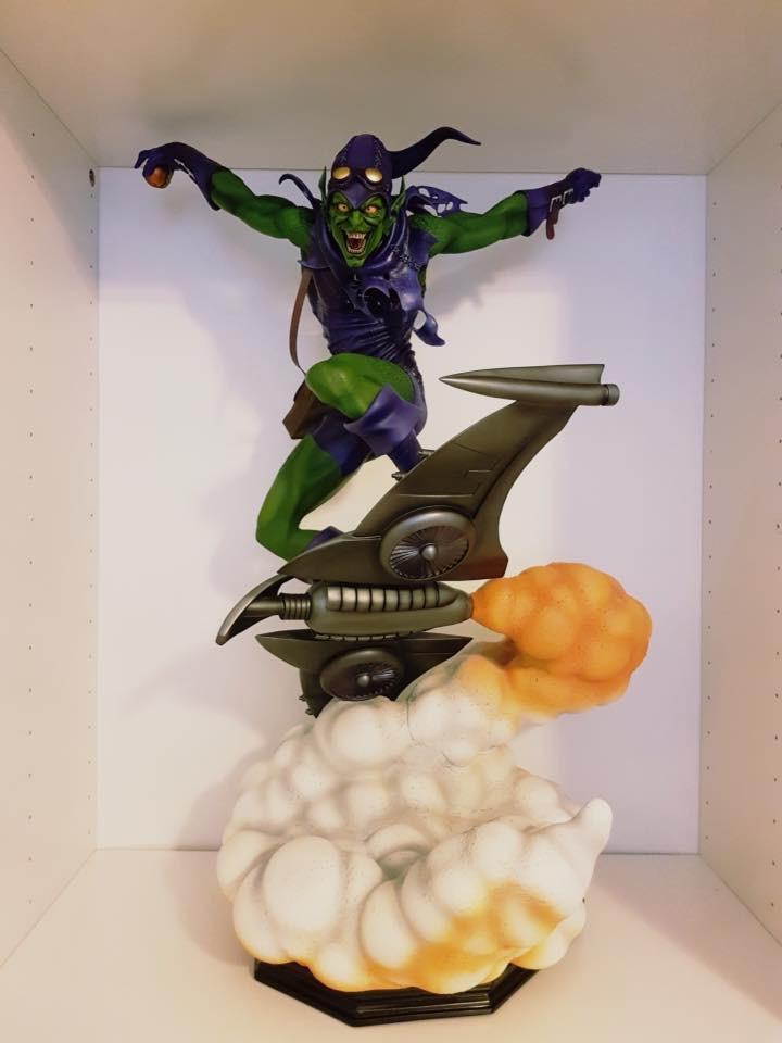 collection marvel2017 : arrivee dr doom hcg wolverine pf spiderman hot toys - Page 14 Image15