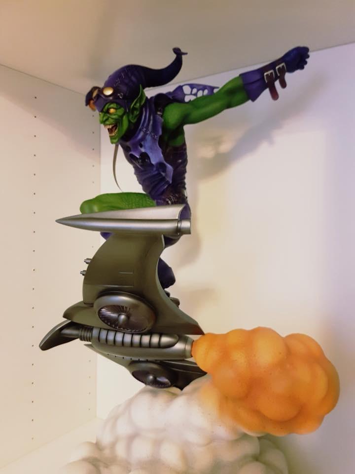 collection marvel2017 : arrivee dr doom hcg wolverine pf spiderman hot toys - Page 14 Image18