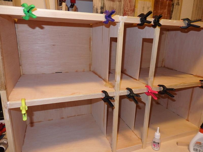 Puppenhaus DelPrado mit Umbau / Änderung / Zubehör P9061313