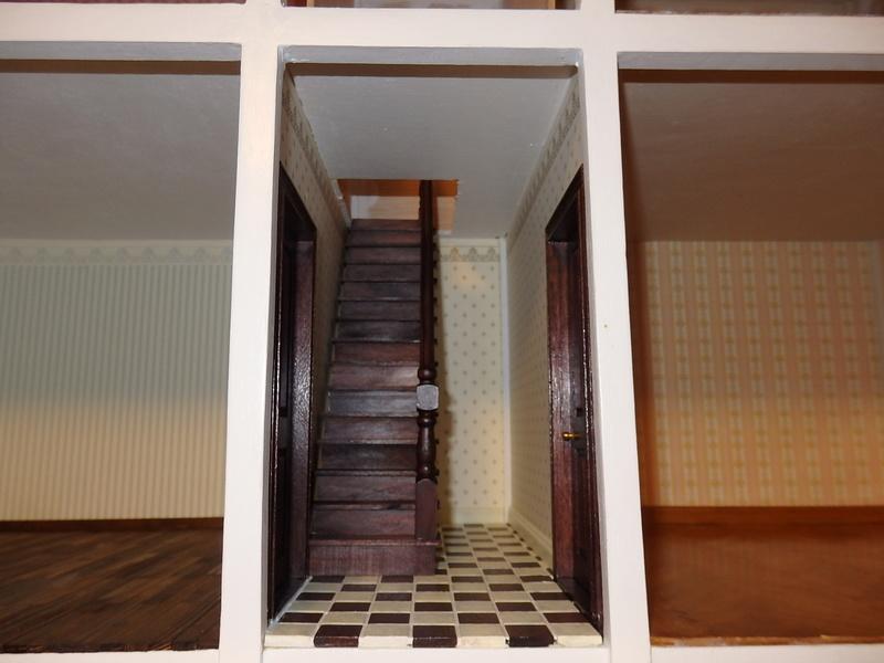 Puppenhaus DelPrado mit Umbau / Änderung / Zubehör P9221413