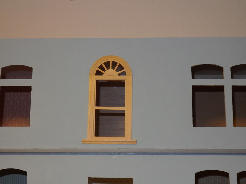 Puppenhaus DelPrado mit Umbau / Änderung / Zubehör Pa081510