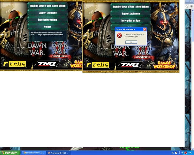 Dawn of war 2-installation Instal11