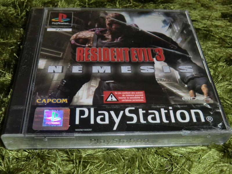 Resident evil 2 et 3 sous blister 75€ arnaque ? Cimg7710