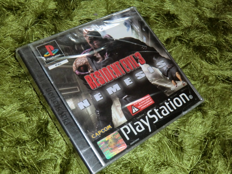Resident evil 2 et 3 sous blister 75€ arnaque ? Cimg7712