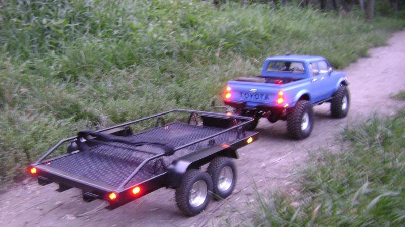 Les Toyota Hilux 2 & 4 portes RC4WD Trail Finder 2 RTR de Trankilou &Trankilette - Page 2 Dsc04738