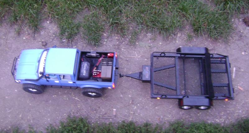 Les Toyota Hilux 2 & 4 portes RC4WD Trail Finder 2 RTR de Trankilou &Trankilette - Page 2 Dsc04739