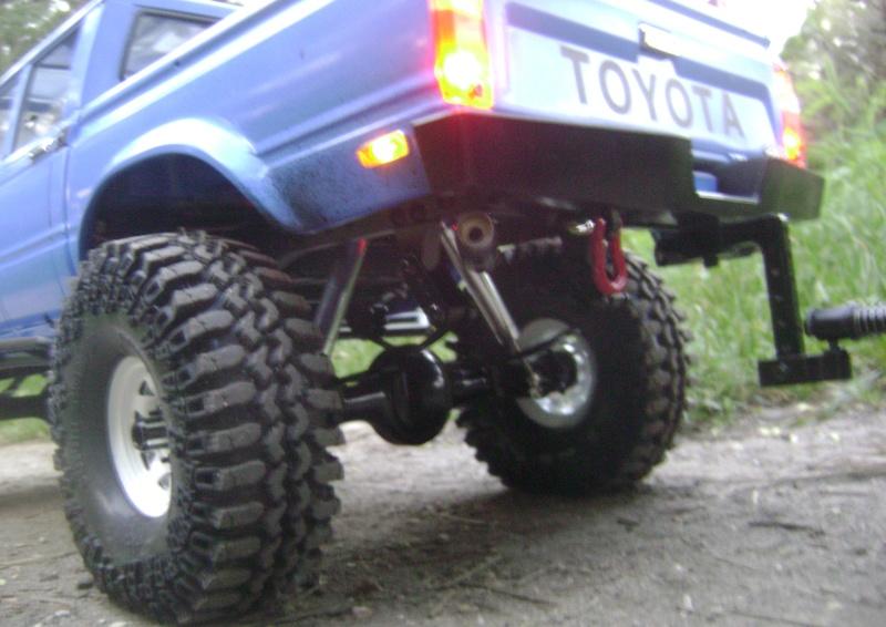 Les Toyota Hilux 2 & 4 portes RC4WD Trail Finder 2 RTR de Trankilou &Trankilette - Page 2 Dsc04740