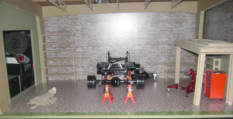 Les Toyota Hilux 2 & 4 portes RC4WD Trail Finder 2 RTR de Trankilou &Trankilette - Page 3 Dsc05017