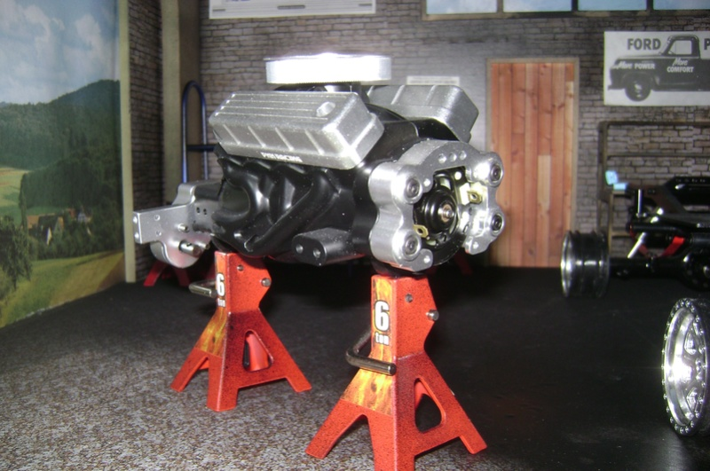 Les Toyota Hilux 2 & 4 portes RC4WD Trail Finder 2 RTR de Trankilou &Trankilette - Page 3 Dsc05018