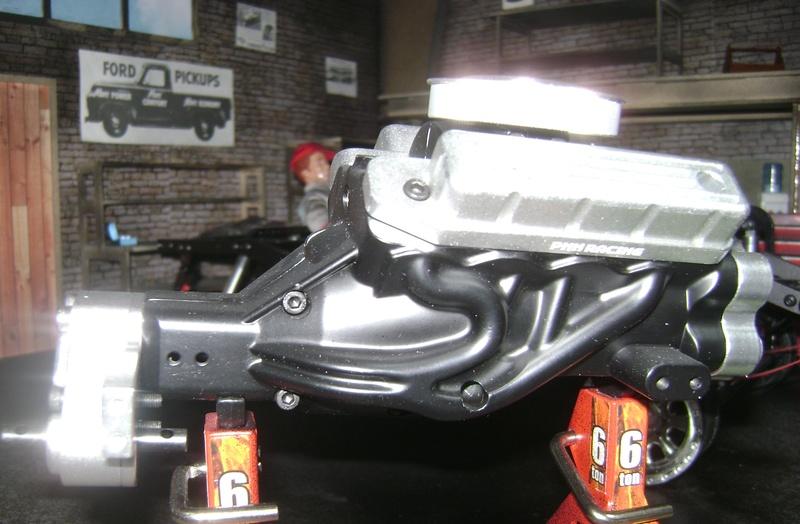 Les Toyota Hilux 2 & 4 portes RC4WD Trail Finder 2 RTR de Trankilou &Trankilette - Page 3 Dsc05020