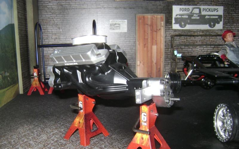 Les Toyota Hilux 2 & 4 portes RC4WD Trail Finder 2 RTR de Trankilou &Trankilette - Page 3 Dsc05021