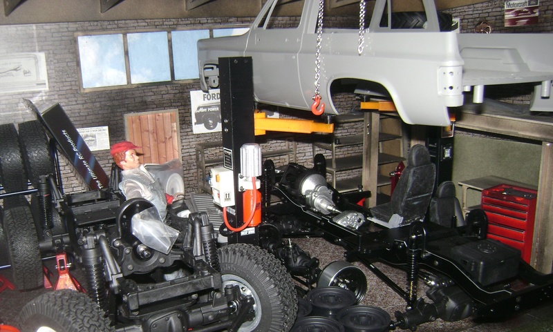 Les Toyota Hilux 2 & 4 portes RC4WD Trail Finder 2 RTR de Trankilou &Trankilette - Page 4 Dsc05079