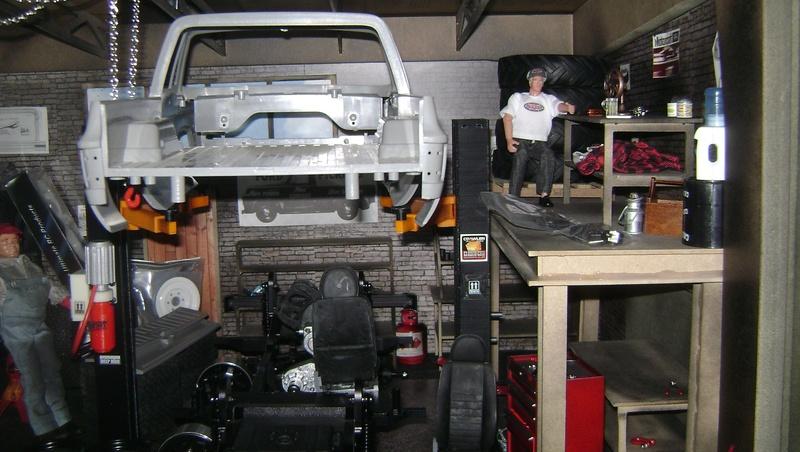 Les Toyota Hilux 2 & 4 portes RC4WD Trail Finder 2 RTR de Trankilou &Trankilette - Page 4 Dsc05080
