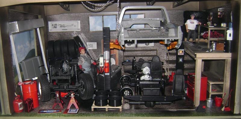Les Toyota Hilux 2 & 4 portes RC4WD Trail Finder 2 RTR de Trankilou &Trankilette - Page 4 Dsc05082
