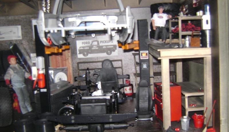 Les Toyota Hilux 2 & 4 portes RC4WD Trail Finder 2 RTR de Trankilou &Trankilette - Page 4 Dsc05084