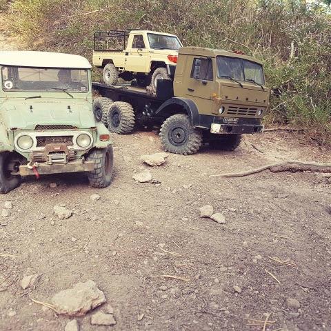 Les Defender 90 / 110 & 130 6x6 - Land  109 série I - II & III  Img_7310